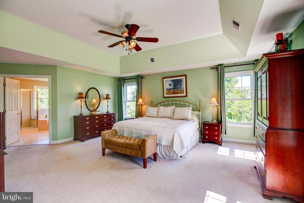 Bedroom (Master) - 609 BEAUREGARD DR SE, LEESBURG