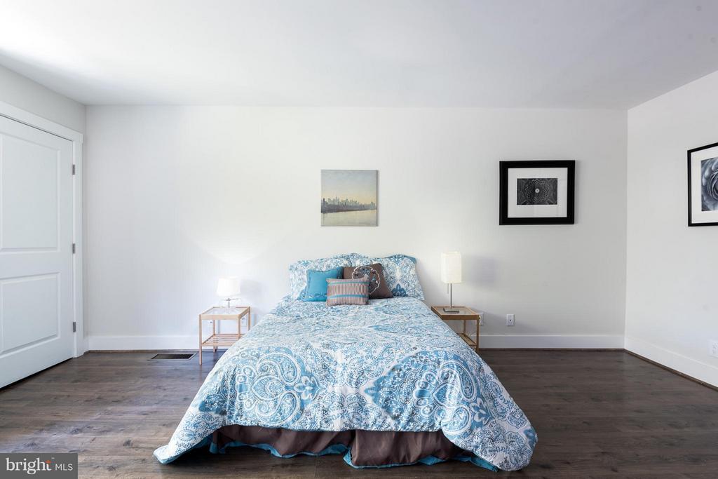 Bedroom - 10721 HAMPTON MILL TER #212, ROCKVILLE