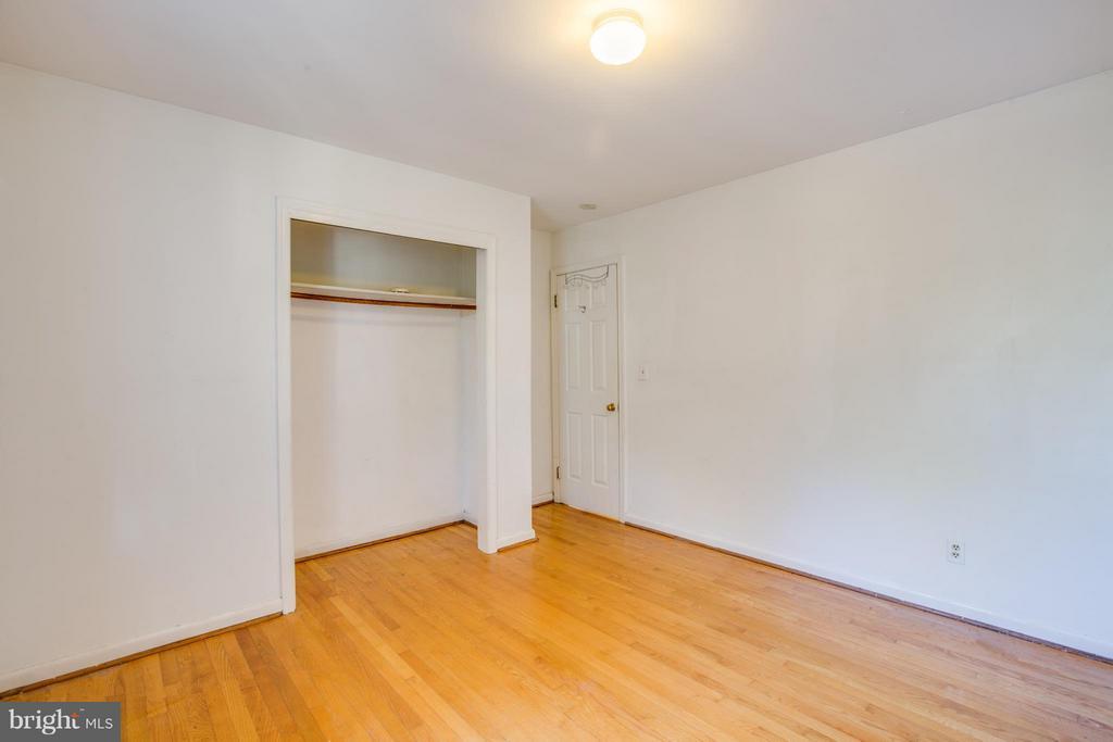 Bedroom - 810 MARYE ST, FREDERICKSBURG