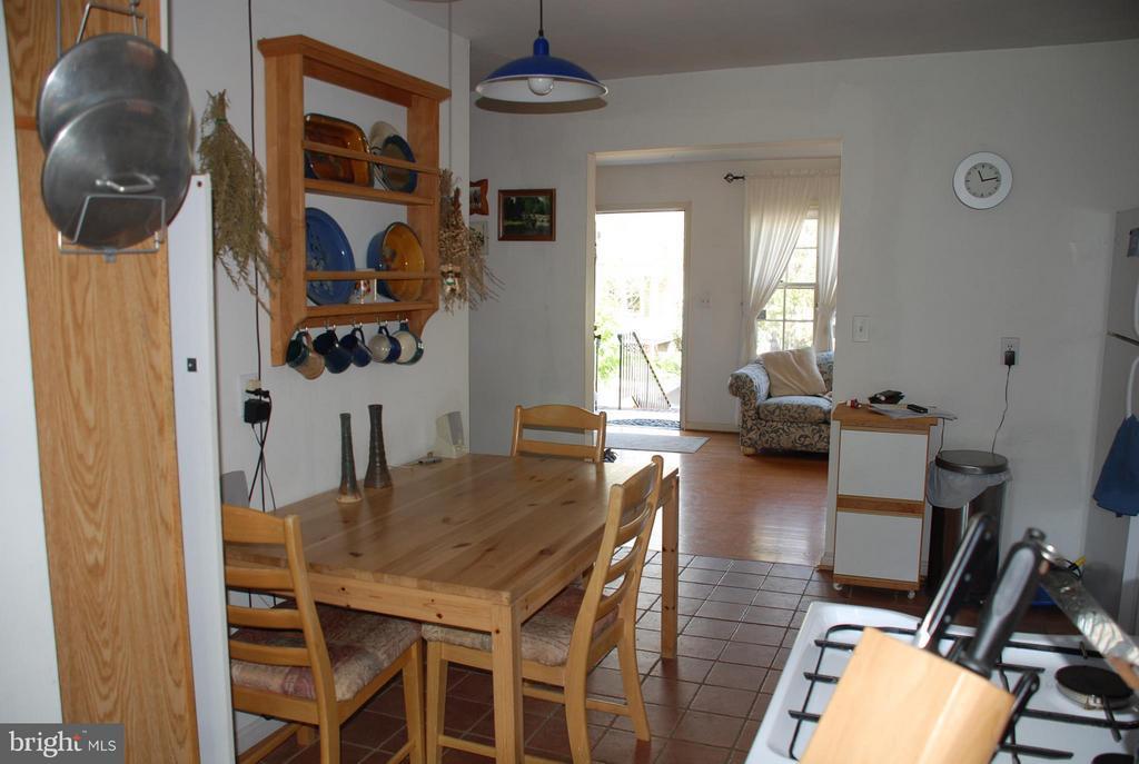 Eat in Kitchen when home was occupied - 810 MARYE ST, FREDERICKSBURG