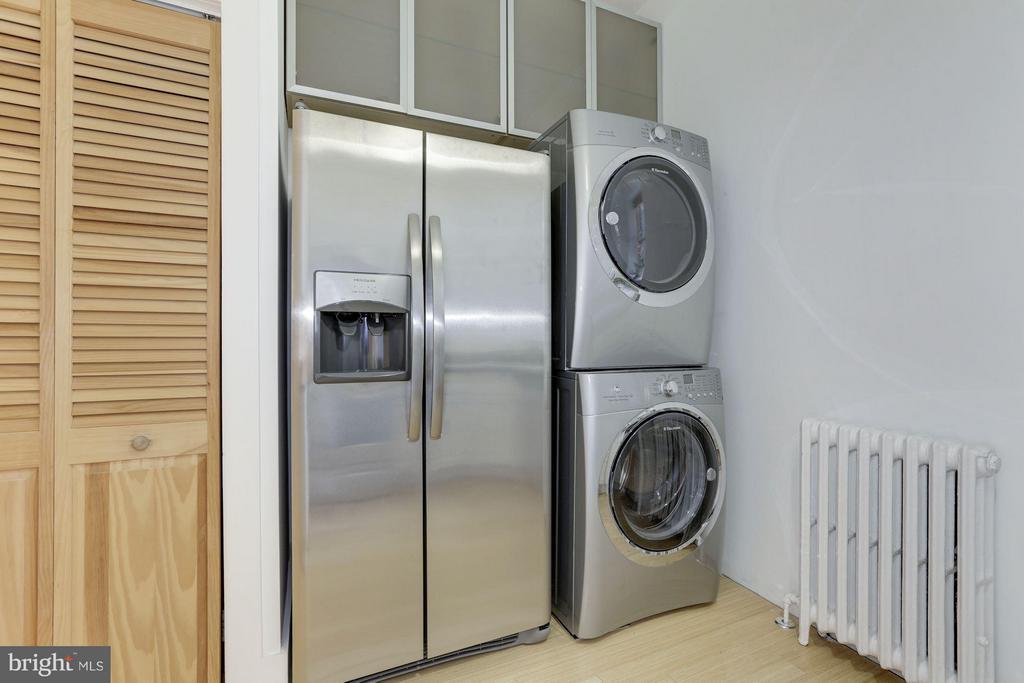 Unit #2 Kitchen (2 of 2) - 1105 P ST NW, WASHINGTON