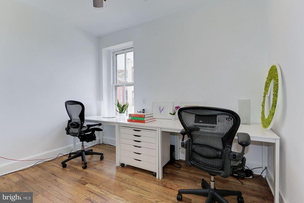 Owner's Unit Office/Bedroom #4 - 1105 P ST NW, WASHINGTON