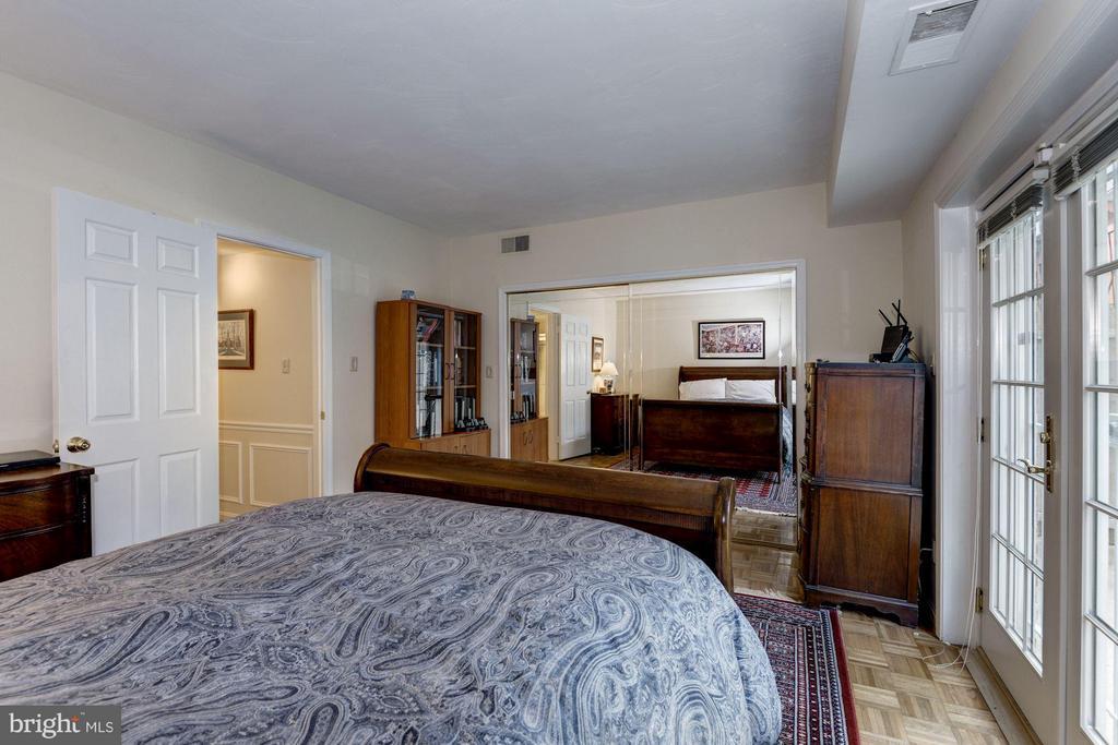 Bedroom (2 of 2) - 1749 Q ST NW #9, WASHINGTON