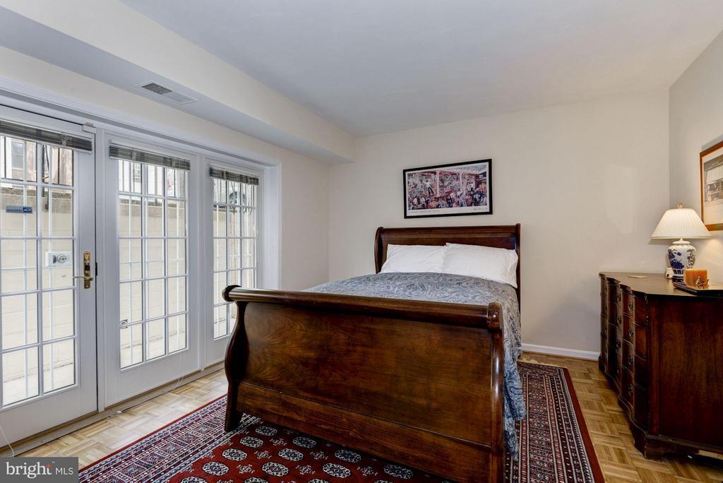 Bedroom (1 of 2) - 1749 Q ST NW #9, WASHINGTON
