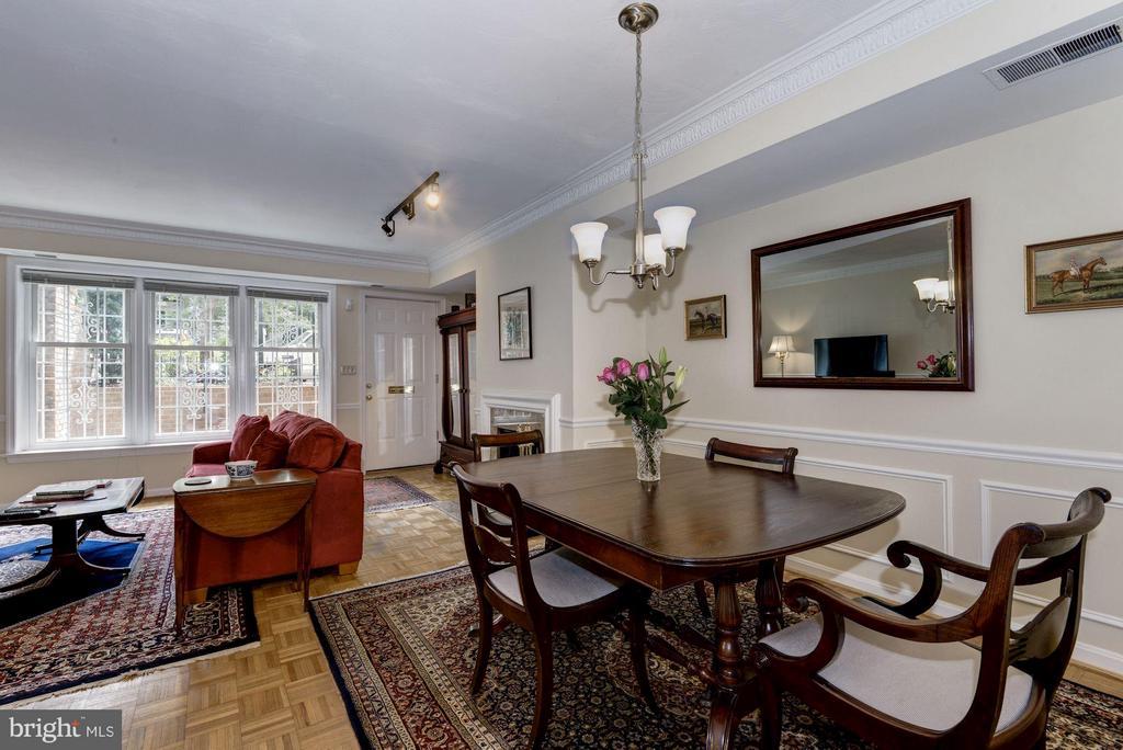 Dining Area (2 of 2) - 1749 Q ST NW #9, WASHINGTON