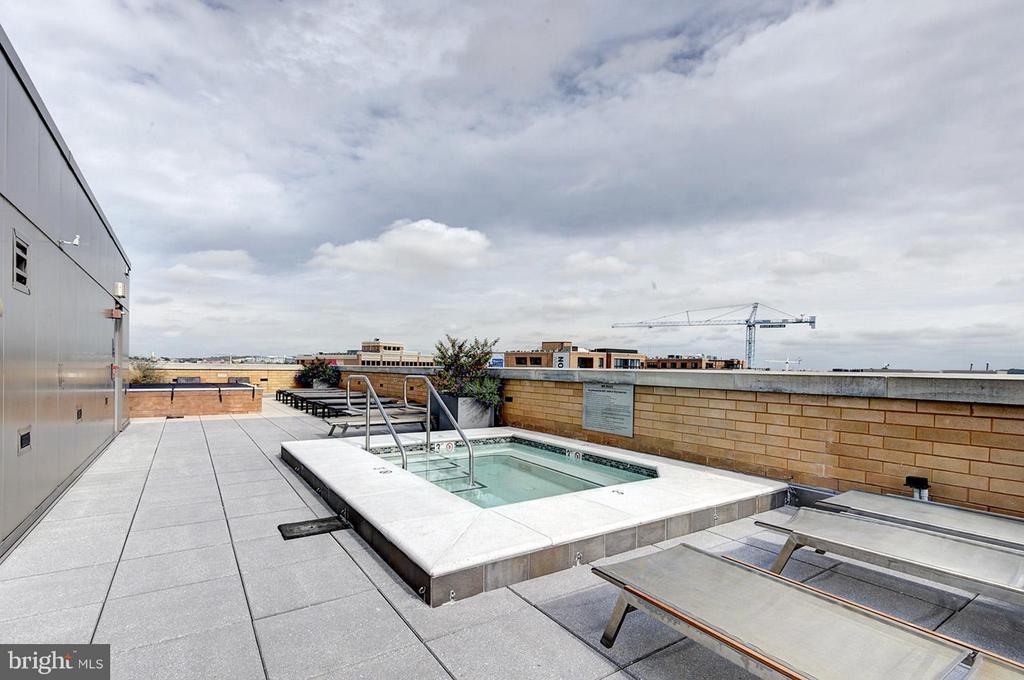 Rooftop Spa - 475 K ST NW #711, WASHINGTON
