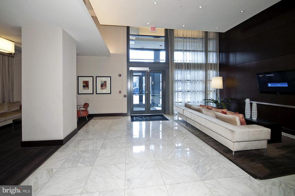 Lobby - 475 K ST NW #711, WASHINGTON