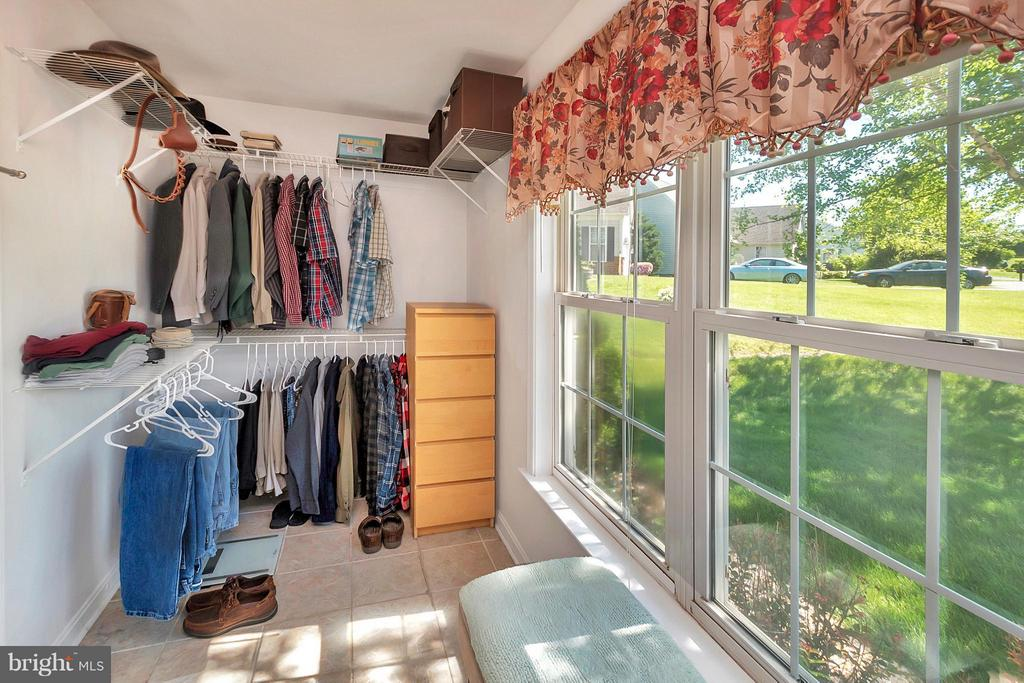 Large master bedroom closet - 35345 SOMERSET RIDGE RD, LOCUST GROVE