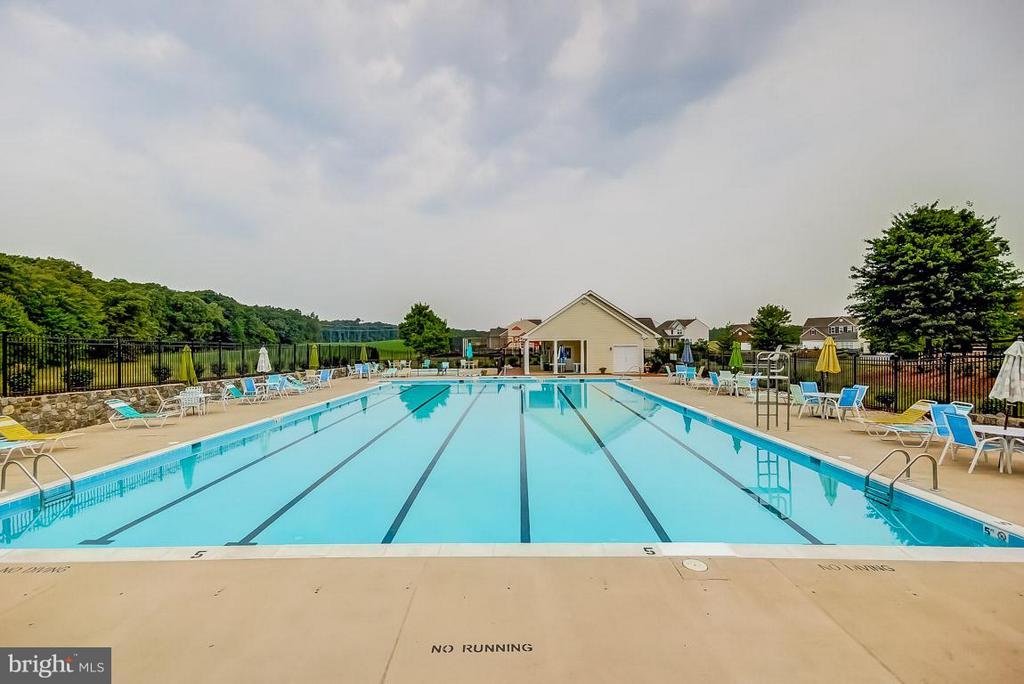 Beautiful coomunity pool - 35345 SOMERSET RIDGE RD, LOCUST GROVE