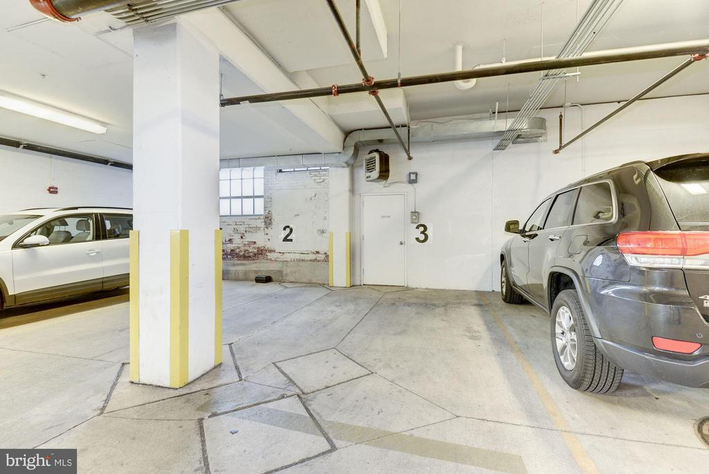 Parking Space - 2516 Q ST NW #Q301, WASHINGTON