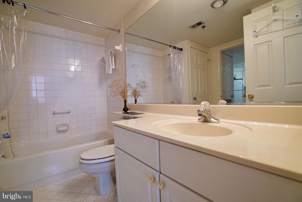 Spacious bathroom - 1045 UTAH ST #2-304, ARLINGTON