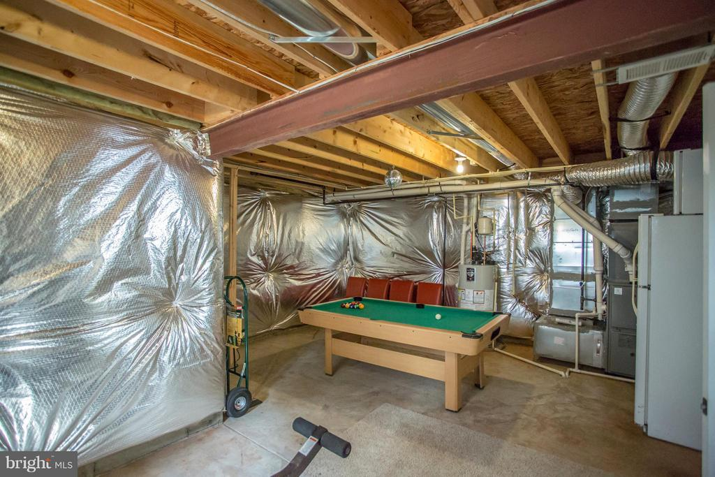 Pool Table can stay - 161 KING EDWARD CT, CULPEPER