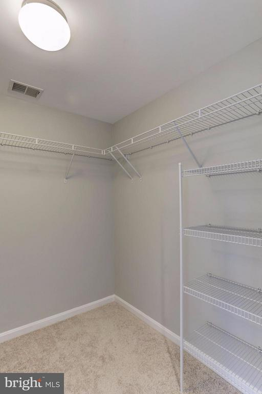MASTER BEDROOM - HUGE WALK-IN CLOSET! - 2220 FAIRFAX DR #705, ARLINGTON