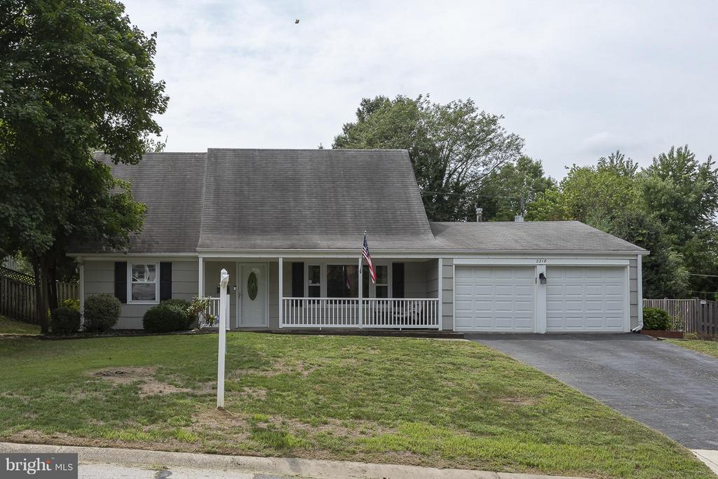 2218  HYDE LANE, Bowie, Maryland
