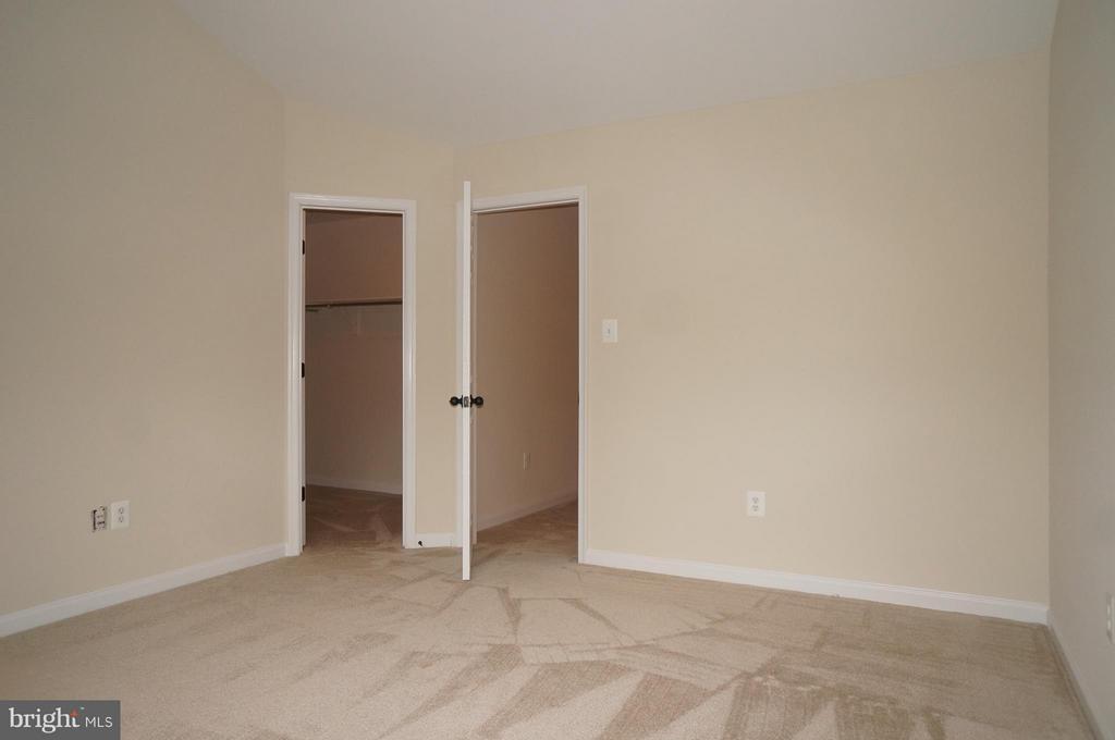 Bedroom (Master) - 844 FAIRVIEW VILLAGE #14, CULPEPER