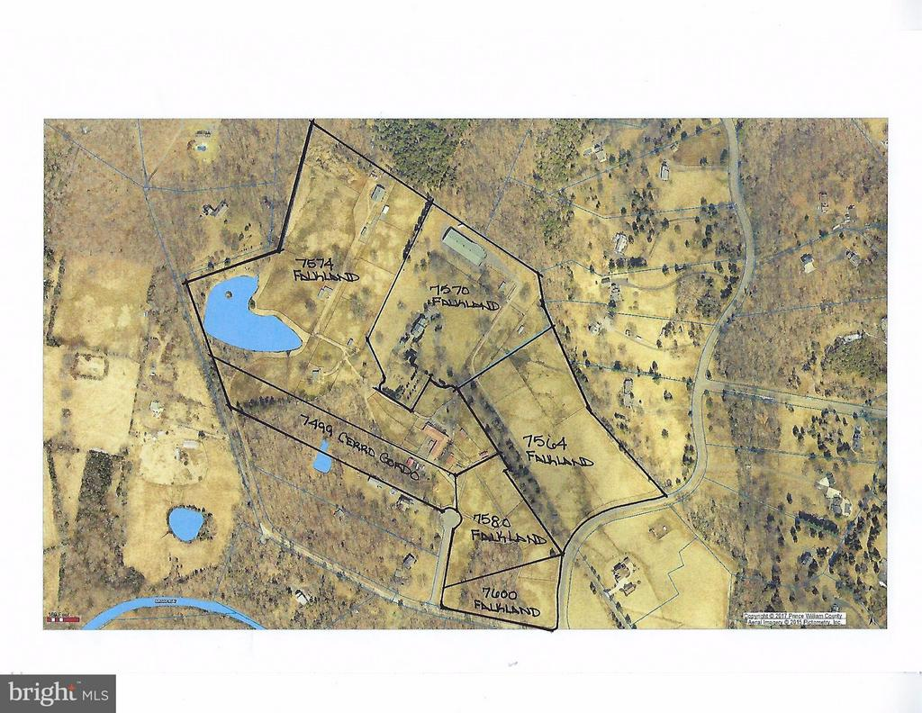 BUILDERS TAKE NOTE -Recorded into 6 Buildable Lots - 7570 FALKLAND DR, GAINESVILLE