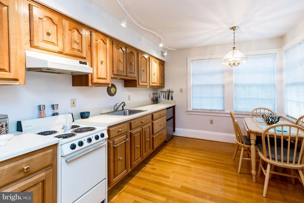 Tenant / Guest House Kitchen - 7570 FALKLAND DR, GAINESVILLE