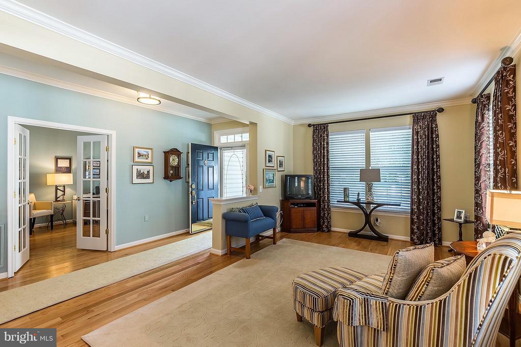 Living Room - 3714 EQUINOX WAY, DUMFRIES