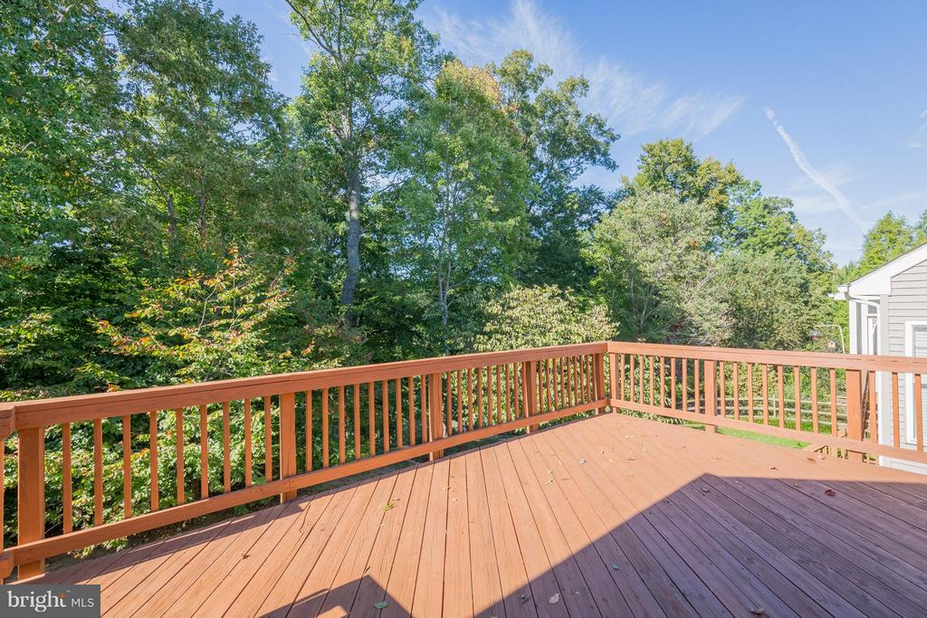 Deck - 4936 BREEZE WAY, DUMFRIES