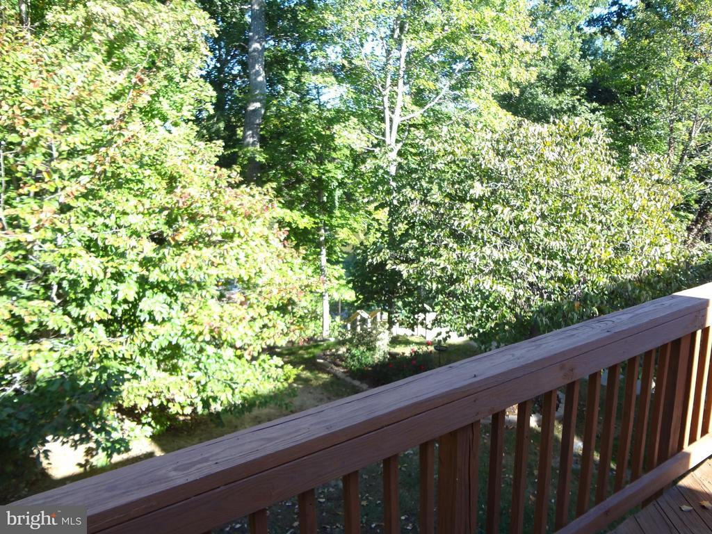 View from Deck - 4936 BREEZE WAY, DUMFRIES