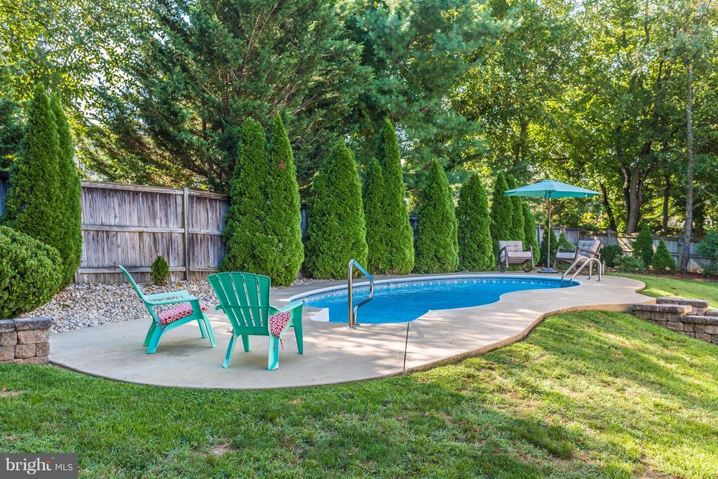 Relax by the pool! - 5903 RIVERWOOD CT, FREDERICK