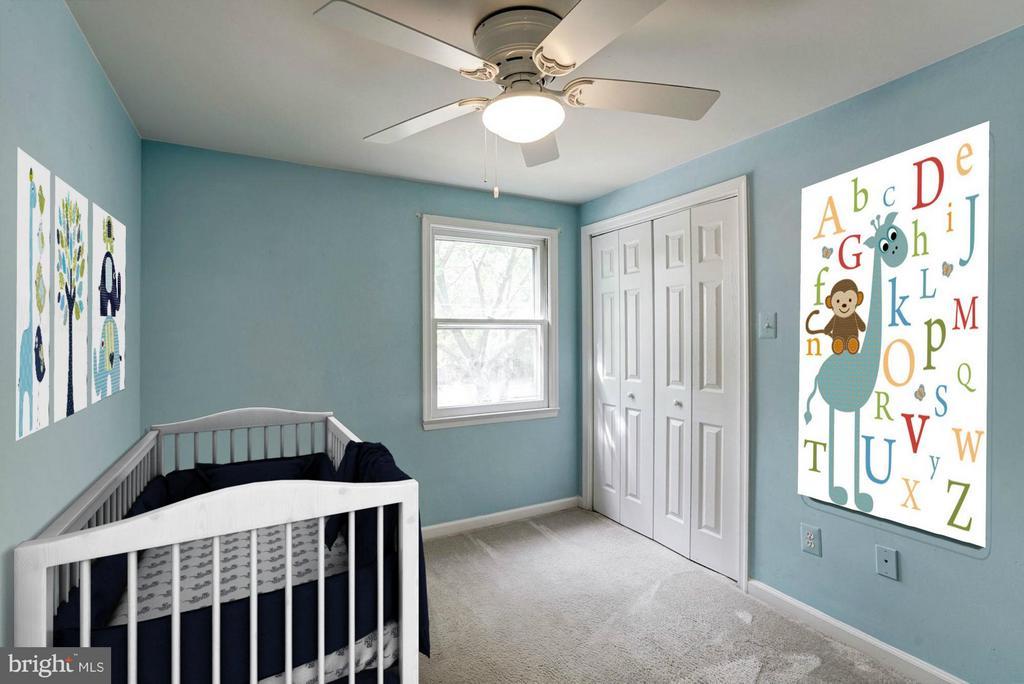 Bedroom #4 - 602 MERLINS LN, HERNDON