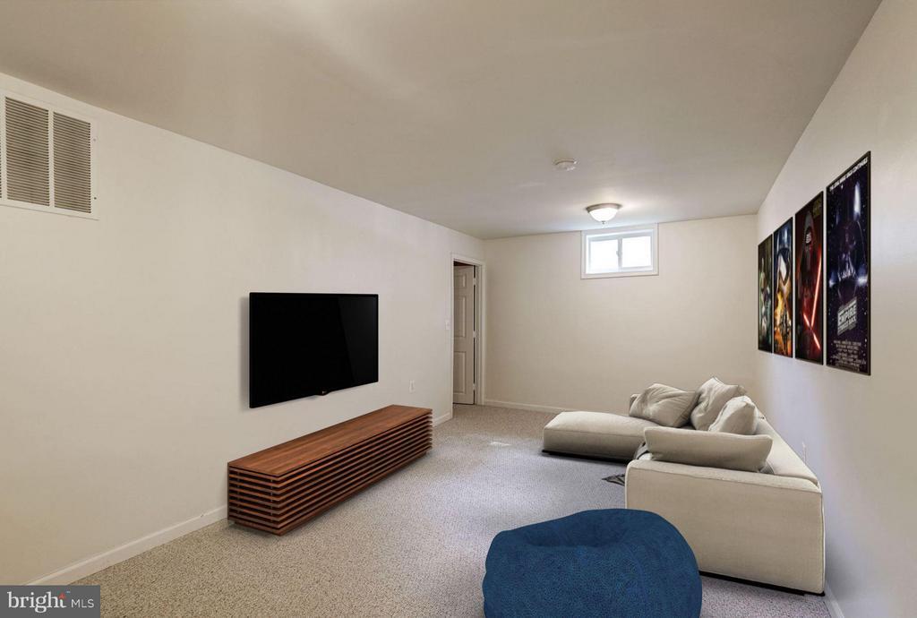Recreation Room (2 of 2) - 602 MERLINS LN, HERNDON
