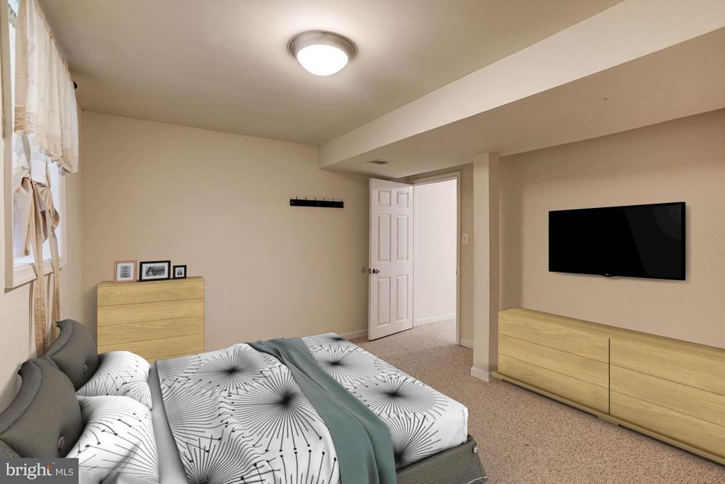 Bedroom #5 - 602 MERLINS LN, HERNDON