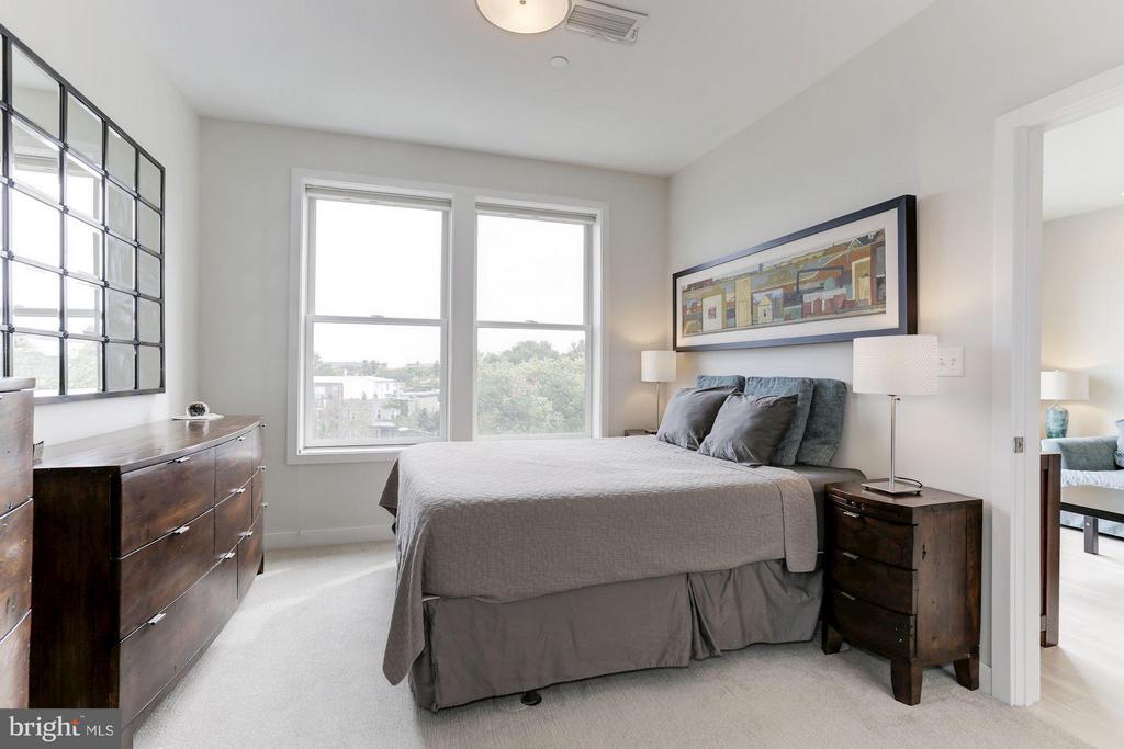 Bedroom - 1350 MARYLAND AVE NE #406, WASHINGTON
