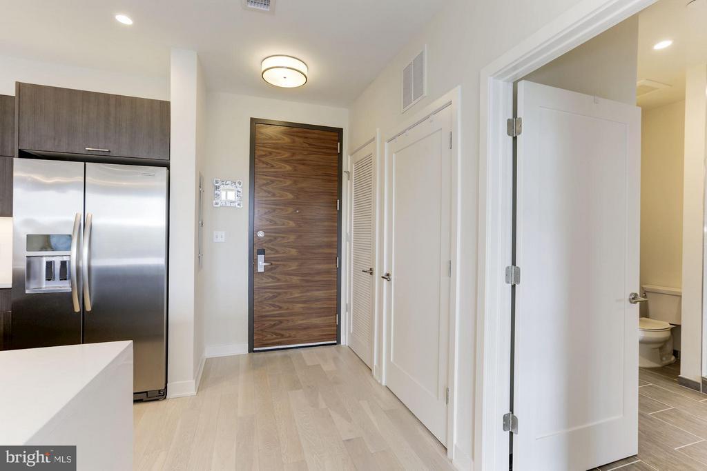 Entrance to the unit - 1350 MARYLAND AVE NE #406, WASHINGTON
