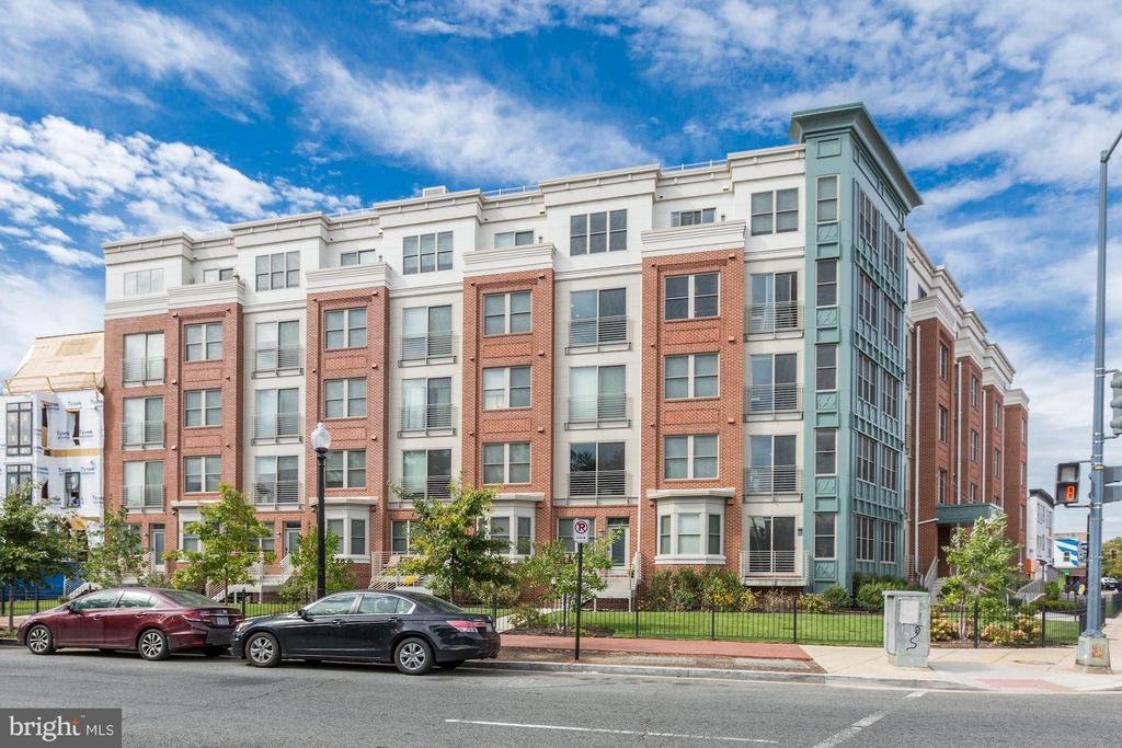 Exterior (Front) - 1350 MARYLAND AVE NE #406, WASHINGTON