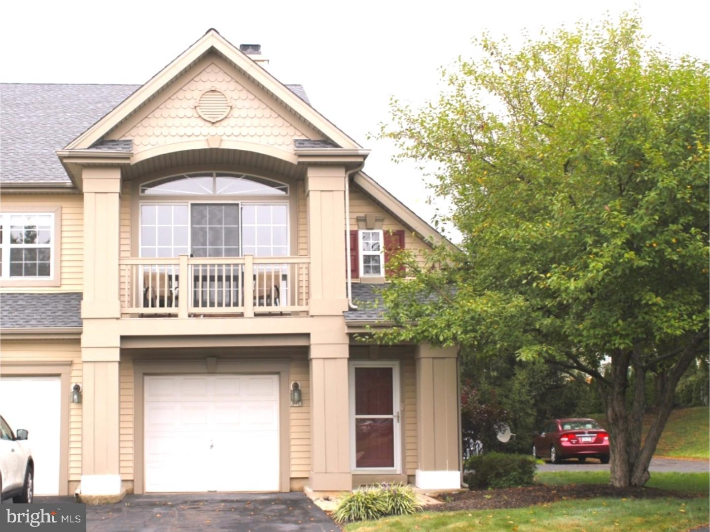 Single Family Home for Rent at 307 ALEXANDER CT #356 Warwick, Pennsylvania 18974 United States