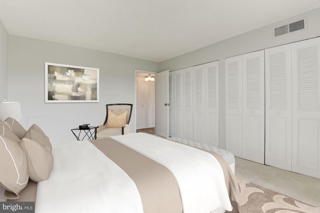 Bedroom - 1300 ARMY NAVY DR #630, ARLINGTON