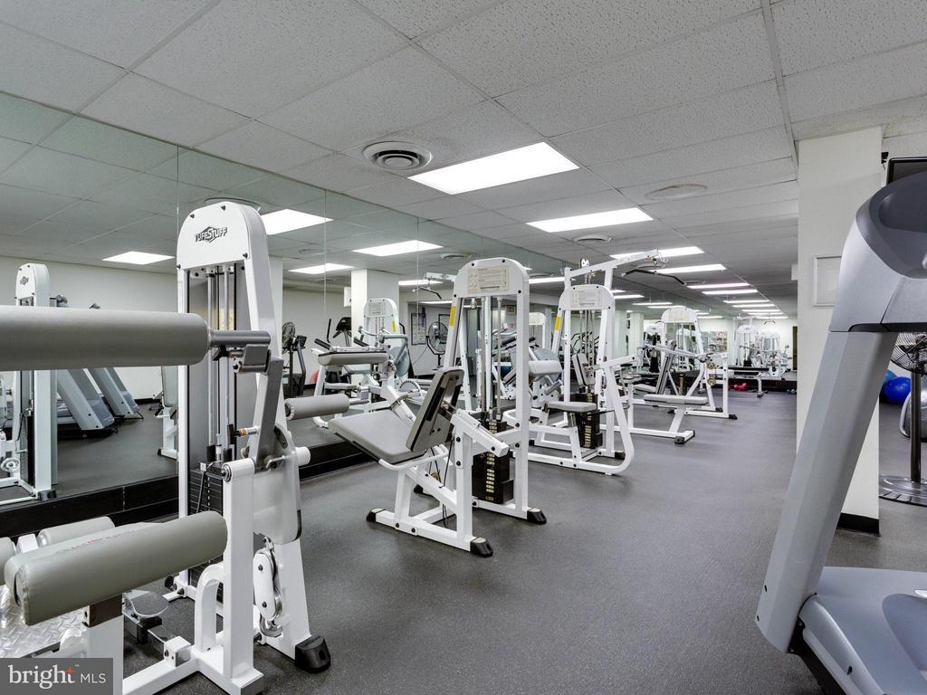 Exercise Room - 1200 NASH ST #857, ARLINGTON