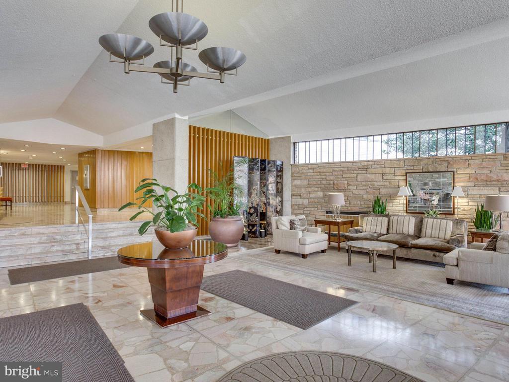 Prospect House Lobby - 1200 NASH ST #857, ARLINGTON