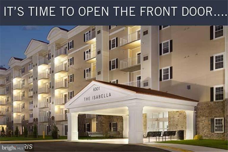 Welcome Home! - 6301 EDSALL RD #620, ALEXANDRIA
