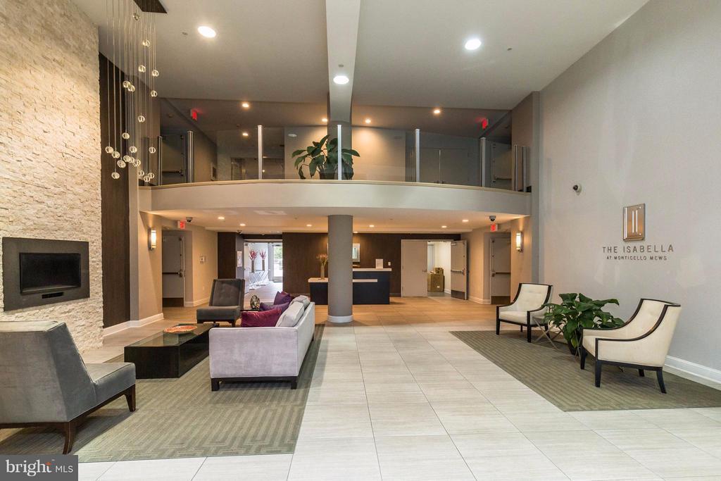 Lobby - 6301 EDSALL RD #620, ALEXANDRIA