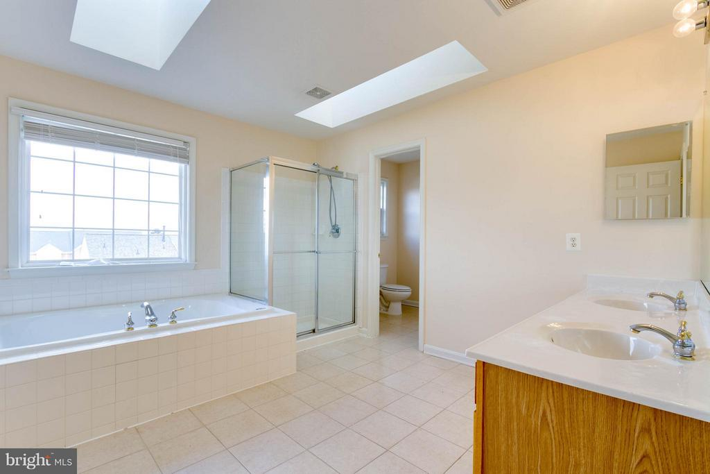 Owner's Ensuite with skylights - 9 GILES CT, STAFFORD