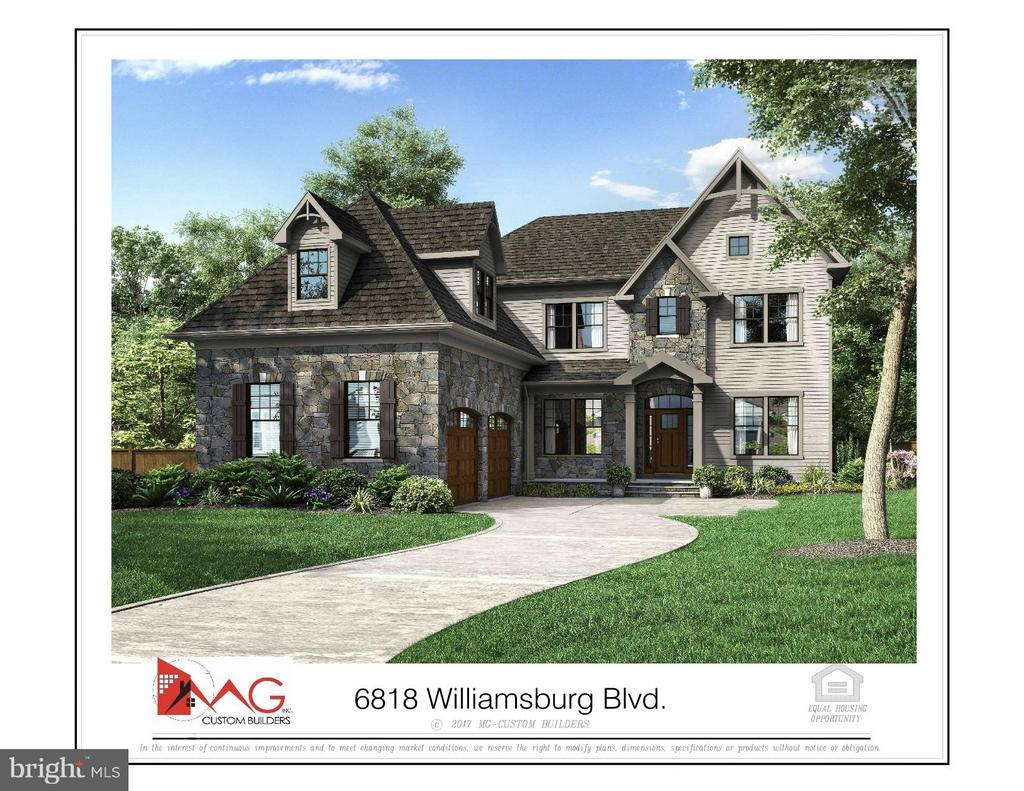6818  WILLIAMSBURG BOULEVARD, Arlington, Virginia