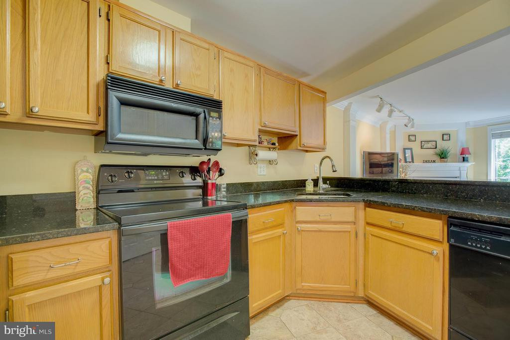 Kitchen - 5913 SAINT GILES WAY, ALEXANDRIA