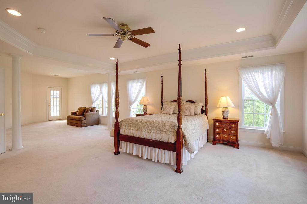 Bedroom (Master) - 42816 HERITAGE OAK CT, BROADLANDS