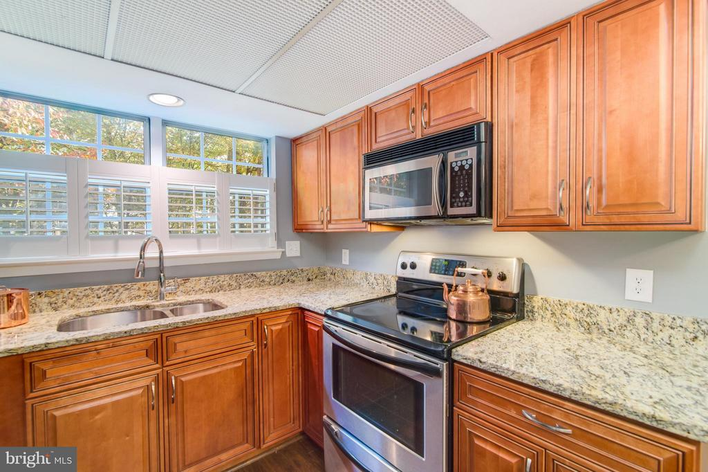 Kitchen - 3805 GREEN RIDGE CT #101, FAIRFAX