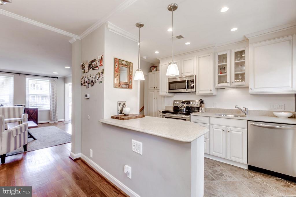 Kitchen - 4232 35TH ST S, ARLINGTON