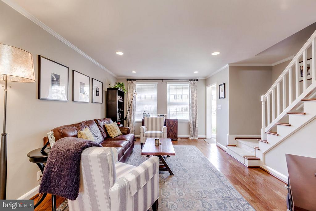 Living Room - 4232 35TH ST S, ARLINGTON
