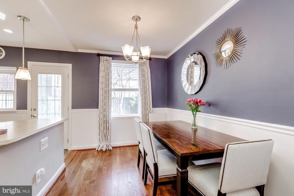Dining Room - 4232 35TH ST S, ARLINGTON