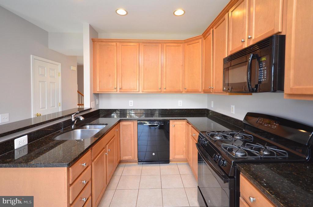 Kitchen - 2509 BRONZE STONE PL, HERNDON