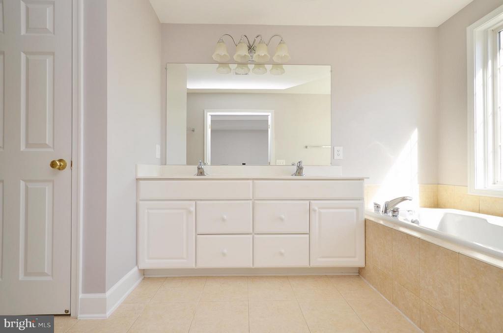 Bath (Master) - 2509 BRONZE STONE PL, HERNDON