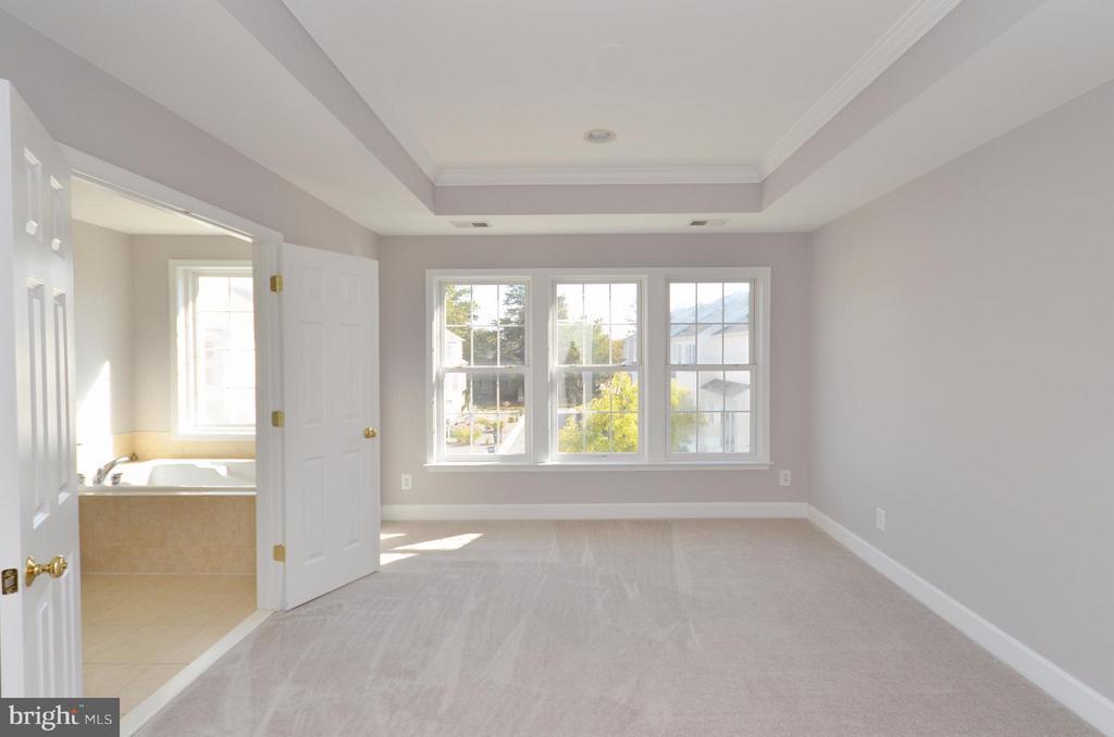 Bedroom (Master) - 2509 BRONZE STONE PL, HERNDON