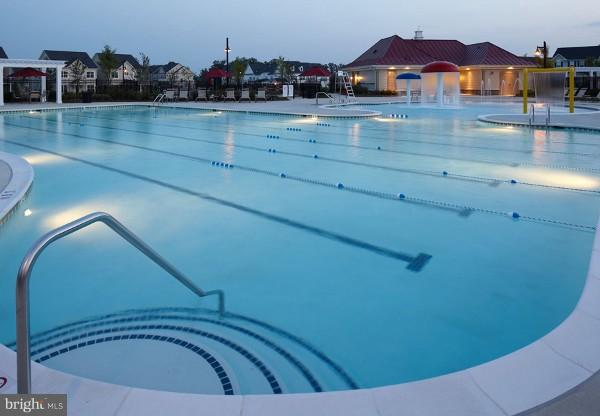 Community Outdoor Pool - 103 SHORT BRANCH RD, STAFFORD