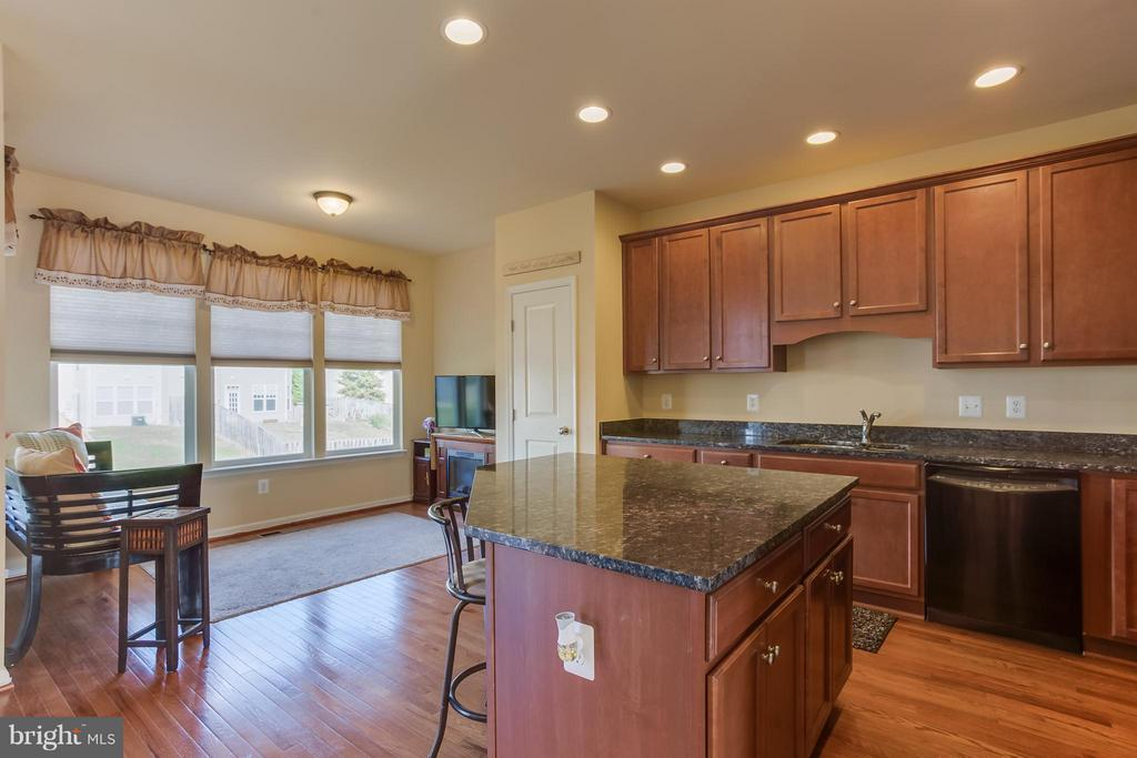 Spacious Kitchen with Sunroom! - 103 SHORT BRANCH RD, STAFFORD